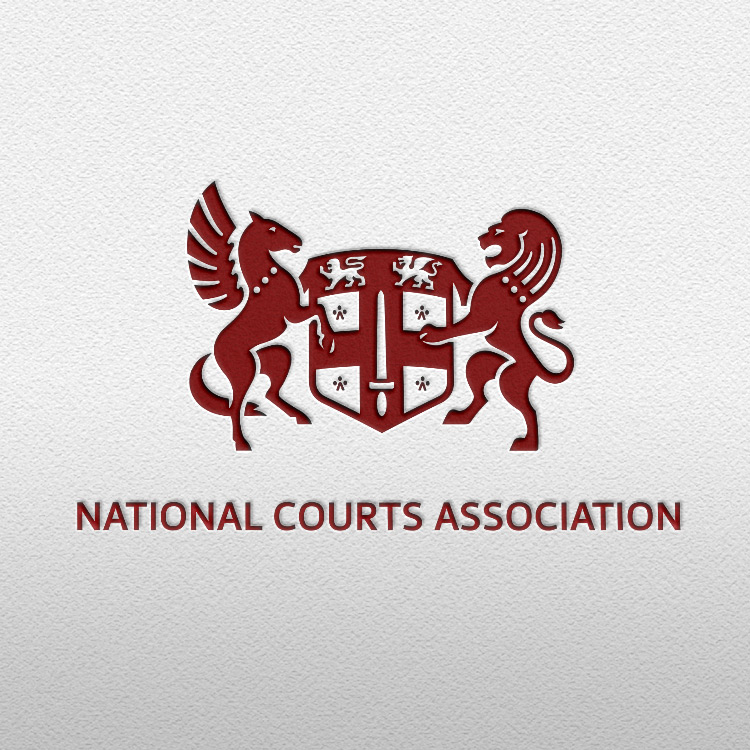 National Courts Association Logo