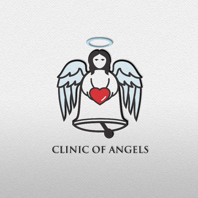Clinic of Angels Logo