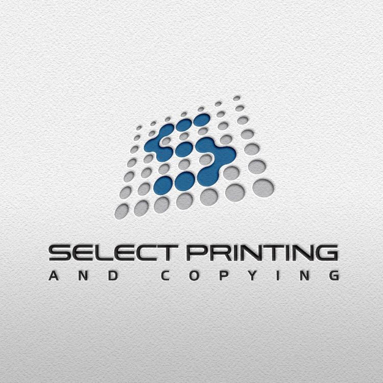 Select Printing Logo