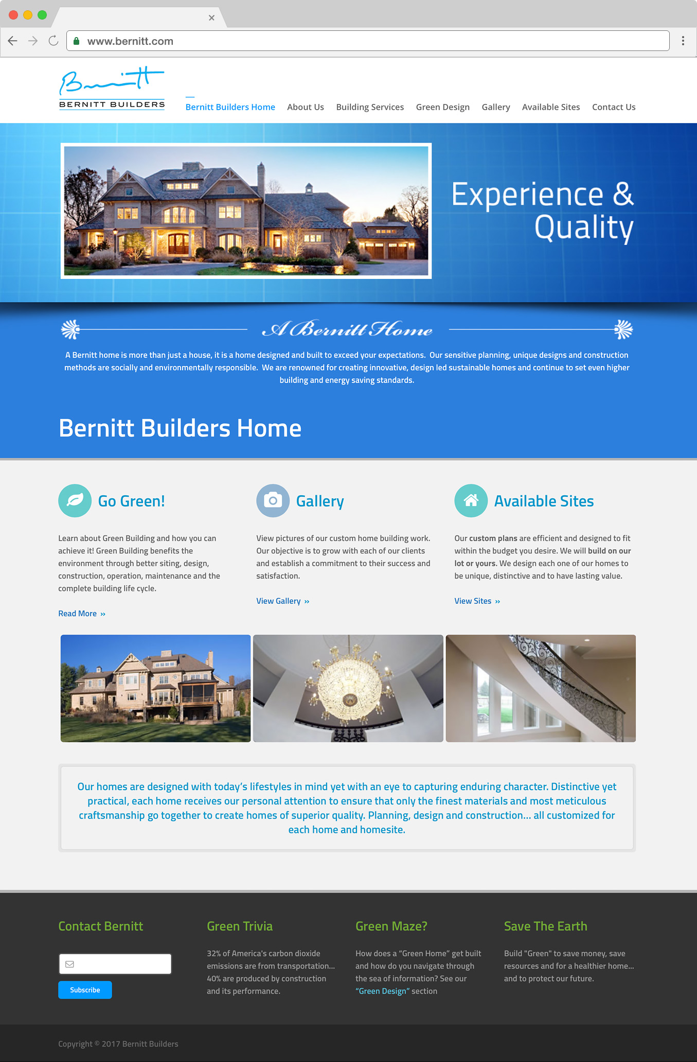 Bernitt Builders