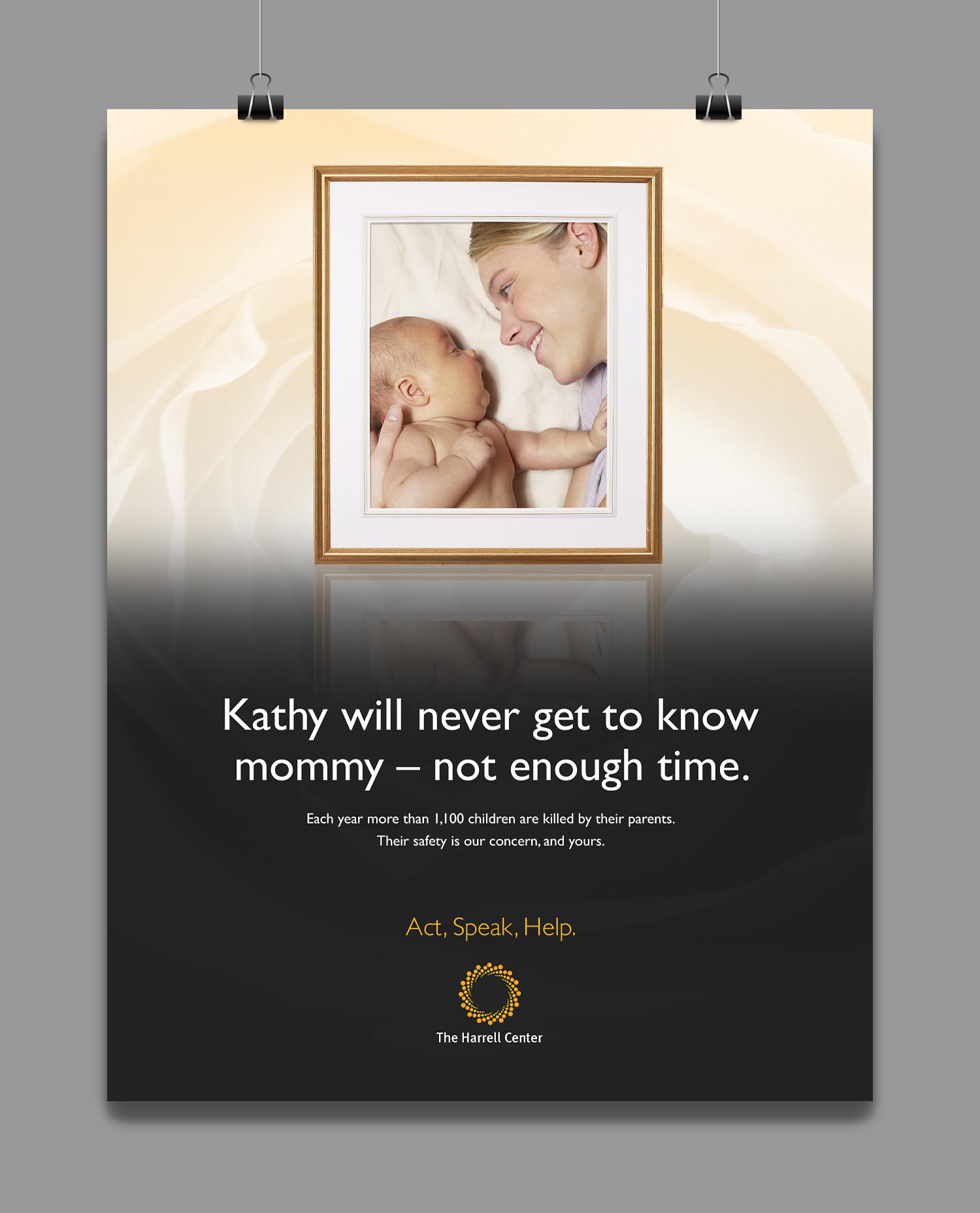 The Harrell Center, ad campaign